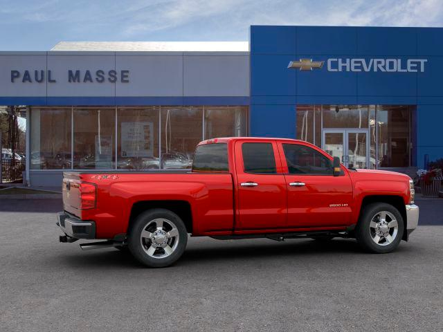 2019 Silverado 2500 Double Cab 4x4,  Pickup #CK9346 - photo 5