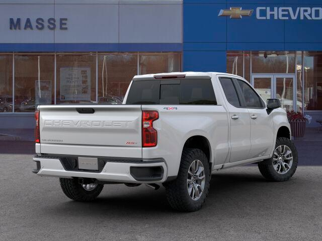 2019 Silverado 1500 Double Cab 4x4,  Pickup #CK9347 - photo 4
