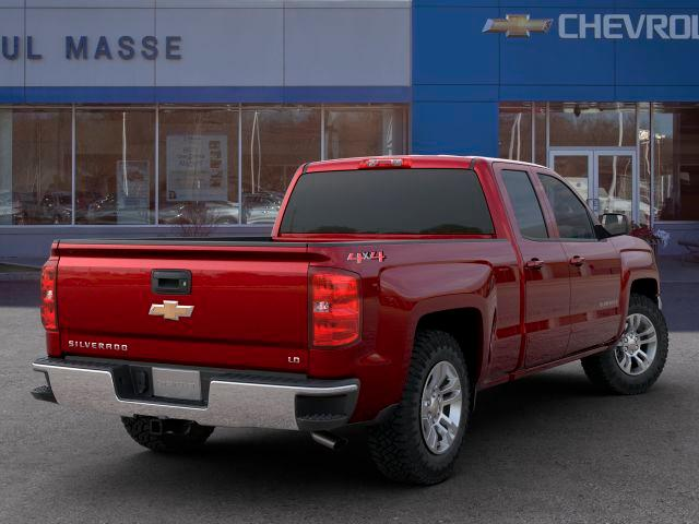 2019 Silverado 1500 Double Cab 4x4,  Pickup #CK9366 - photo 5