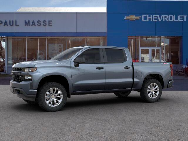 2019 Silverado 1500 Crew Cab 4x4,  Pickup #CK9386 - photo 4