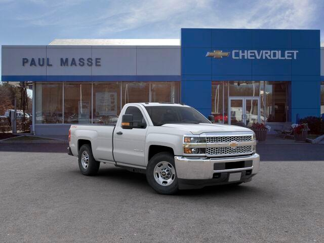 2019 Silverado 2500 Regular Cab 4x4,  Pickup #CK9401 - photo 1