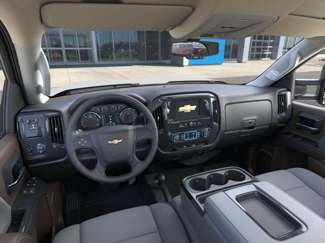 2019 Silverado 2500 Regular Cab 4x4,  Pickup #CK9401 - photo 10