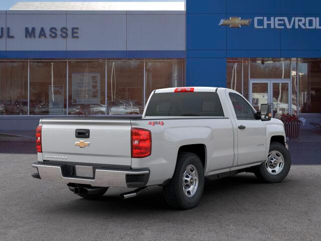 2019 Silverado 2500 Regular Cab 4x4,  Pickup #CK9401 - photo 2