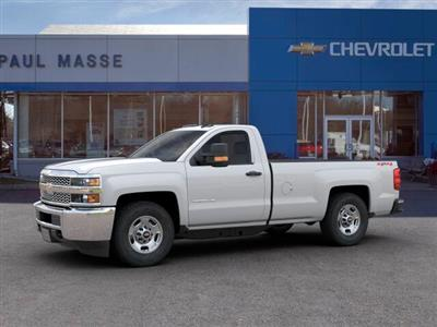 2019 Silverado 2500 Regular Cab 4x4,  Pickup #CK9401 - photo 3