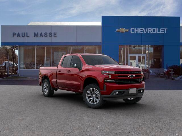 2019 Silverado 1500 Double Cab 4x4,  Pickup #CK9406 - photo 1