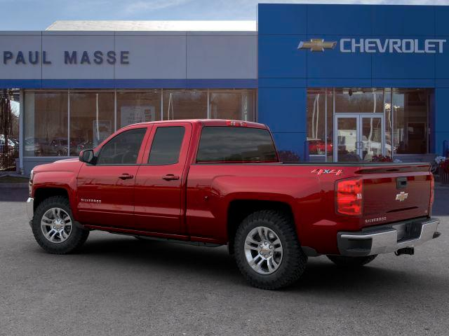 2019 Silverado 1500 Double Cab 4x4,  Pickup #CK9418 - photo 4