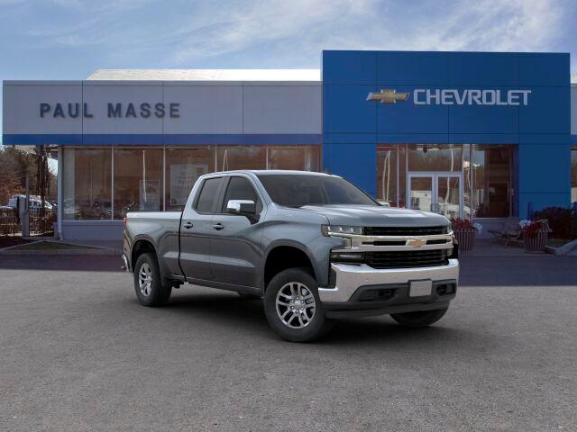 2019 Silverado 1500 Double Cab 4x4,  Pickup #CK9421 - photo 1
