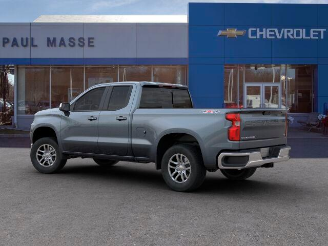 2019 Silverado 1500 Double Cab 4x4,  Pickup #CK9421 - photo 4