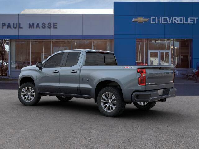 2019 Silverado 1500 Double Cab 4x4,  Pickup #CK9431 - photo 4