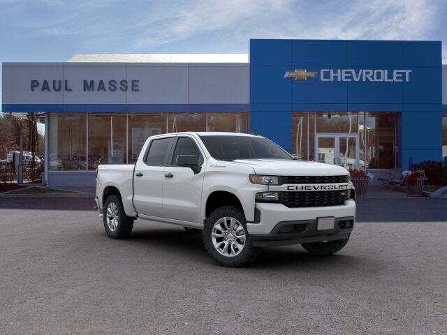 2019 Silverado 1500 Crew Cab 4x4,  Pickup #CK9436 - photo 1