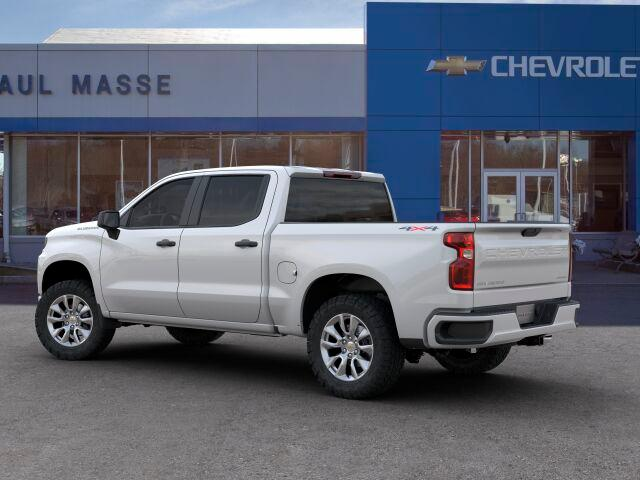 2019 Silverado 1500 Crew Cab 4x4,  Pickup #CK9436 - photo 4