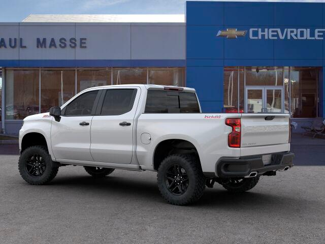 2019 Silverado 1500 Crew Cab 4x4,  Pickup #CK9495 - photo 4