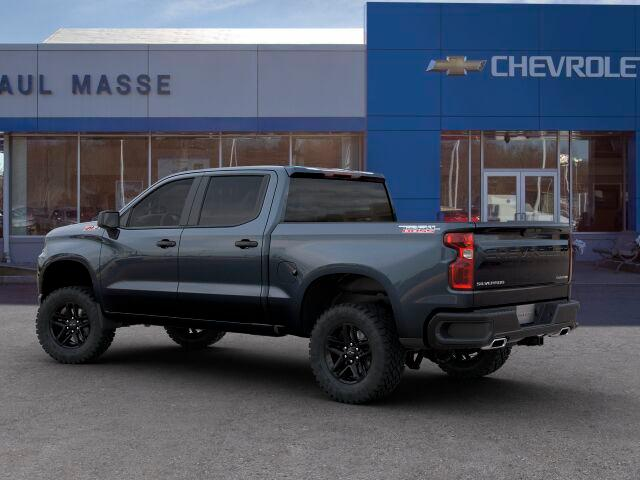 2019 Silverado 1500 Crew Cab 4x4,  Pickup #CK9502 - photo 4