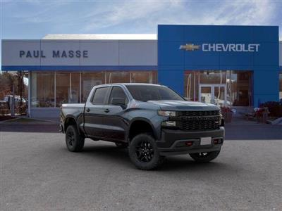 2019 Silverado 1500 Crew Cab 4x4,  Pickup #CK9502 - photo 1