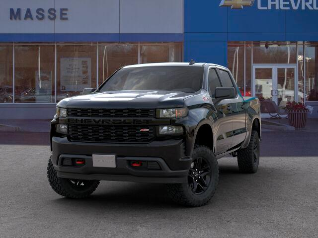 2019 Silverado 1500 Crew Cab 4x4,  Pickup #CK9511 - photo 6