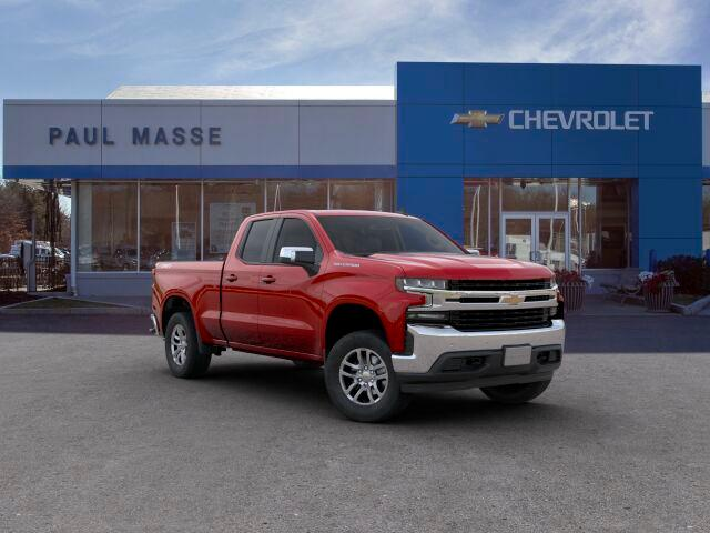 2019 Silverado 1500 Double Cab 4x4,  Pickup #CK9520 - photo 1