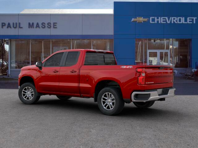 2019 Silverado 1500 Double Cab 4x4,  Pickup #CK9520 - photo 4