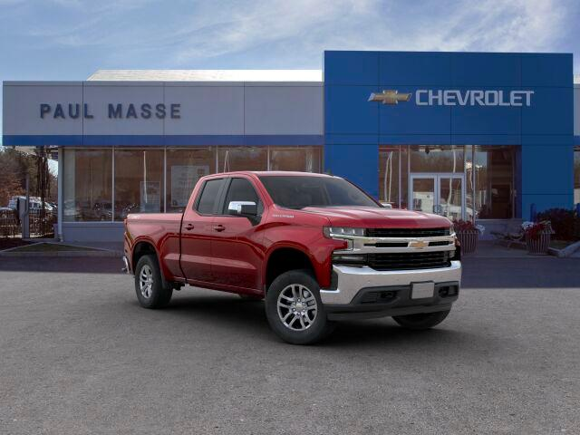 2019 Silverado 1500 Double Cab 4x4,  Pickup #CK9521 - photo 1