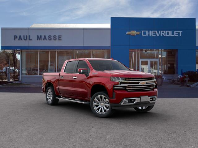 2019 Silverado 1500 Crew Cab 4x4,  Pickup #CK9531 - photo 1