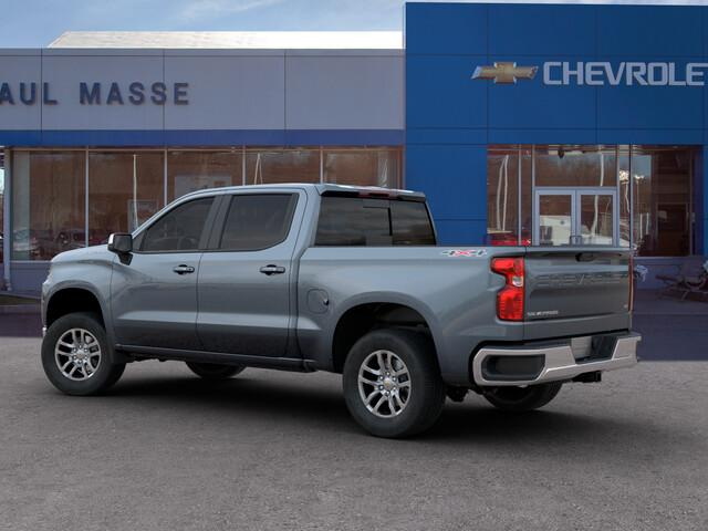 2019 Silverado 1500 Crew Cab 4x4,  Pickup #CK9549 - photo 4