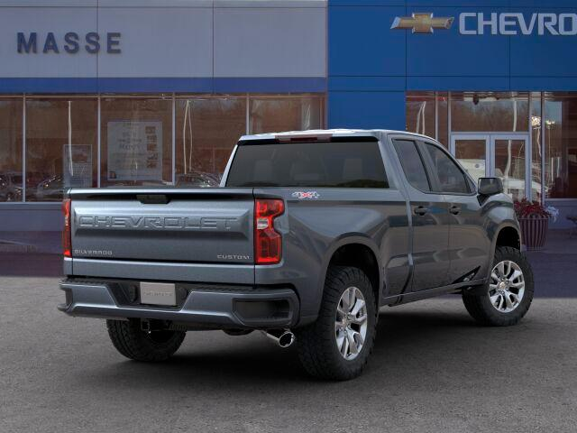 2019 Silverado 1500 Double Cab 4x4,  Pickup #CK9575 - photo 2