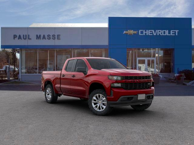 2019 Silverado 1500 Double Cab 4x4,  Pickup #CK9579 - photo 1