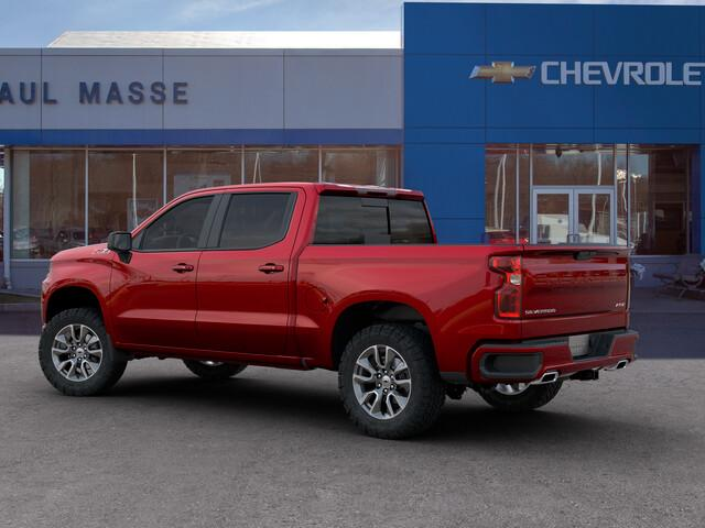 2019 Silverado 1500 Crew Cab 4x4,  Pickup #CK9585 - photo 4