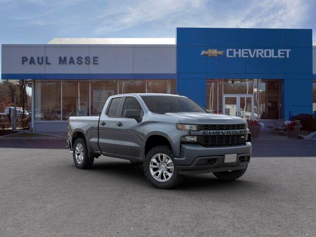2019 Silverado 1500 Double Cab 4x4,  Pickup #CK9590 - photo 1