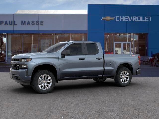 2019 Silverado 1500 Double Cab 4x4,  Pickup #CK9590 - photo 3