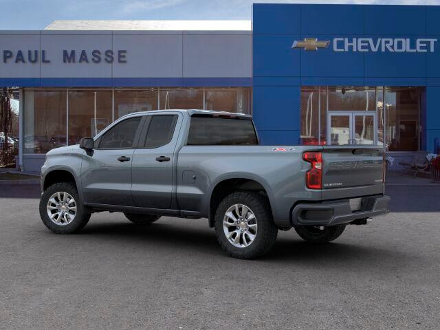 2019 Silverado 1500 Double Cab 4x4,  Pickup #CK9590 - photo 4
