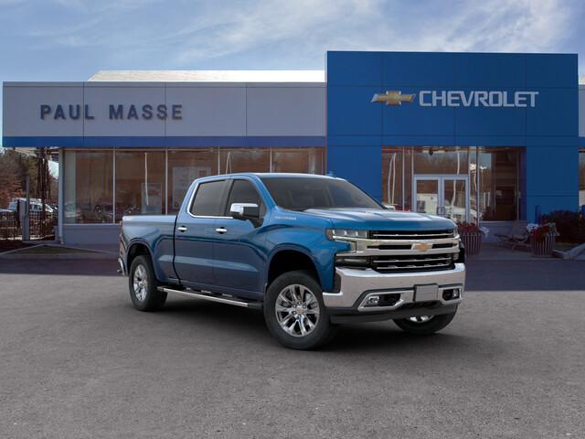 2019 Silverado 1500 Crew Cab 4x4,  Pickup #CK9602 - photo 1