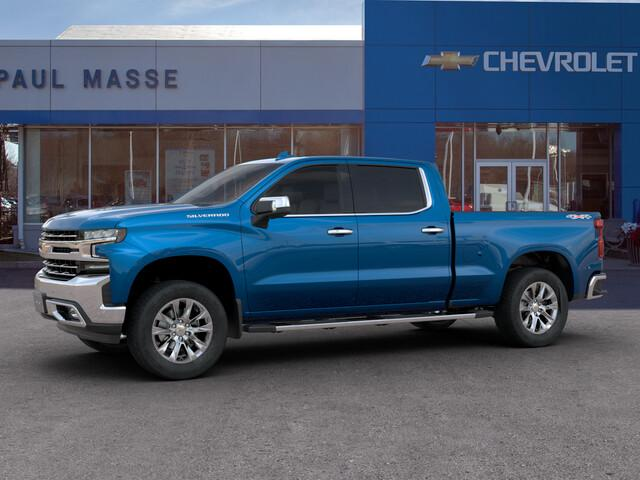 2019 Silverado 1500 Crew Cab 4x4,  Pickup #CK9602 - photo 3