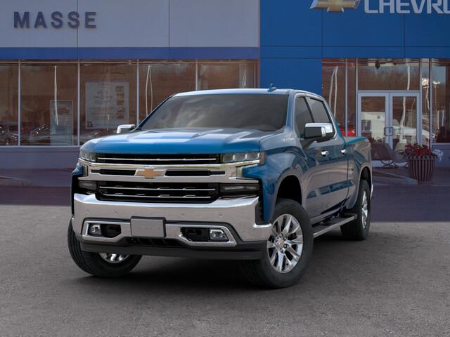 2019 Silverado 1500 Crew Cab 4x4,  Pickup #CK9602 - photo 6