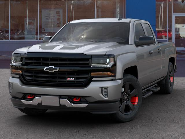 2019 Silverado 1500 Double Cab 4x4,  Pickup #CK9606 - photo 6