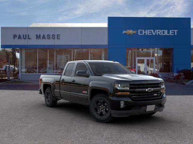 2019 Silverado 1500 Double Cab 4x4,  Pickup #CK9615 - photo 1