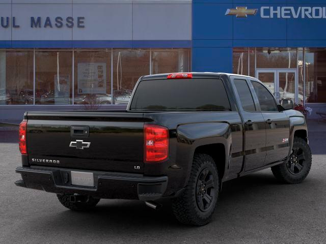 2019 Silverado 1500 Double Cab 4x4,  Pickup #CK9615 - photo 2