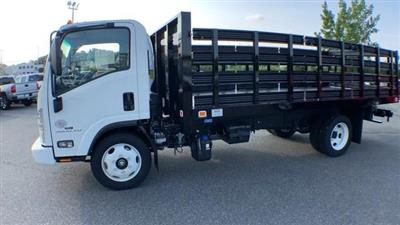 2017 LCF 4500XD Regular Cab,  Knapheide Heavy-Hauler Junior Stakebed Stake Bed #LC7005 - photo 4