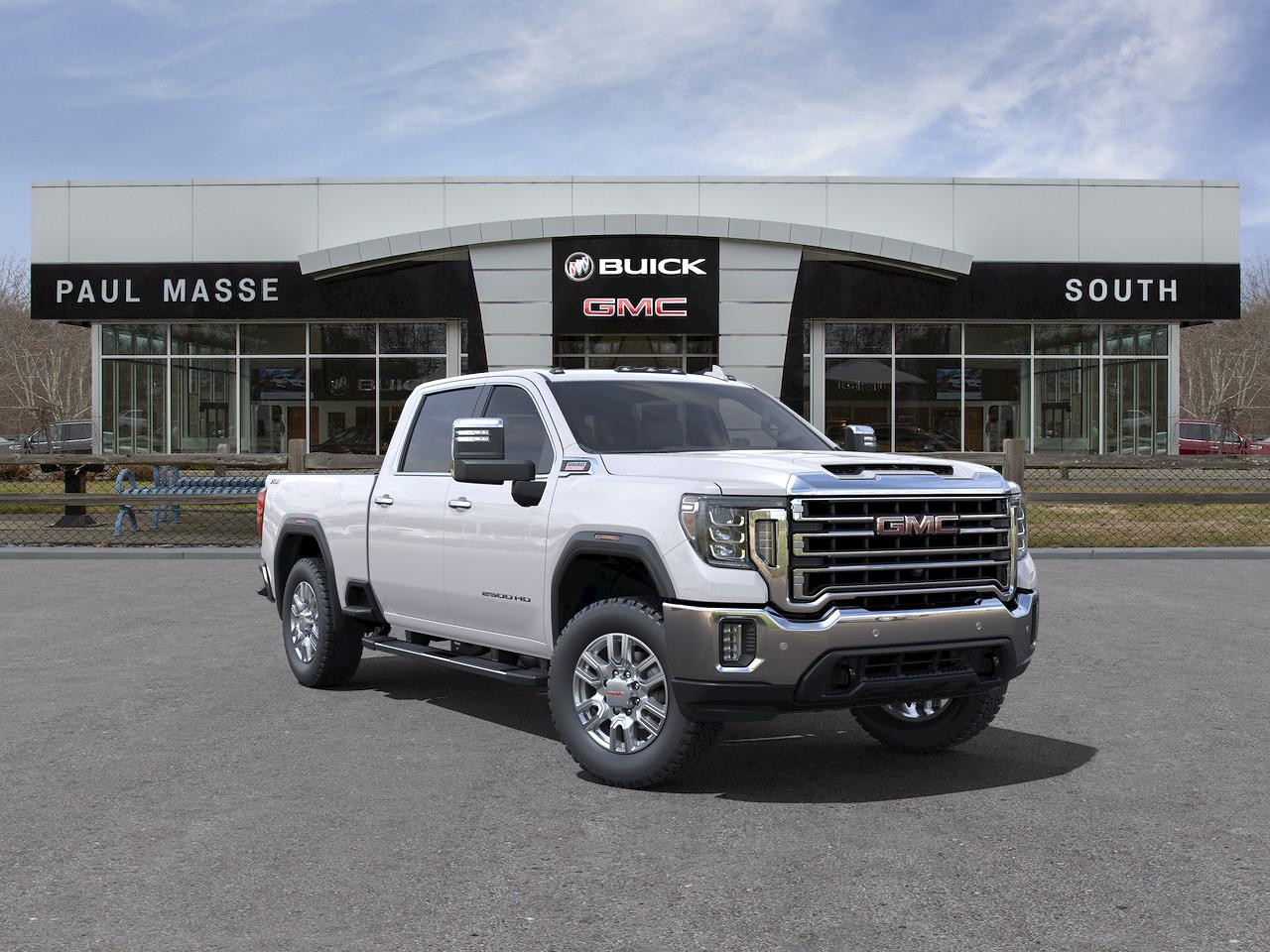 2021 GMC Sierra 2500 Crew Cab 4x4, Pickup #SR1248 - photo 1