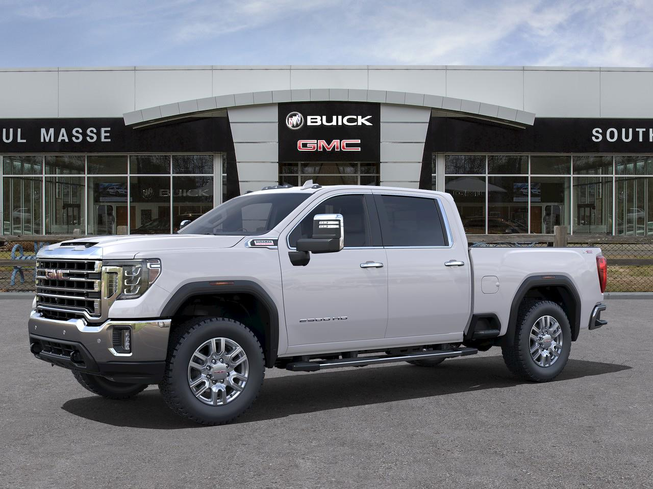 2021 GMC Sierra 2500 Crew Cab 4x4, Pickup #SR1248 - photo 3
