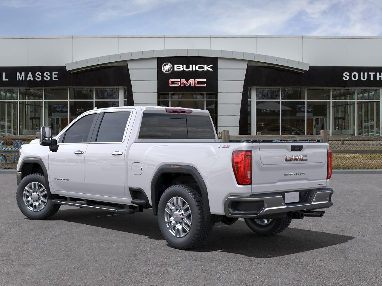 2021 GMC Sierra 2500 Crew Cab 4x4, Pickup #SR1248 - photo 4