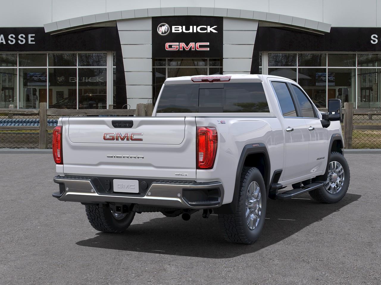 2021 GMC Sierra 2500 Crew Cab 4x4, Pickup #SR1248 - photo 2