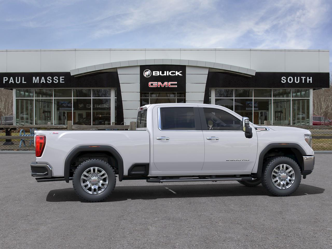 2021 GMC Sierra 2500 Crew Cab 4x4, Pickup #SR1248 - photo 5