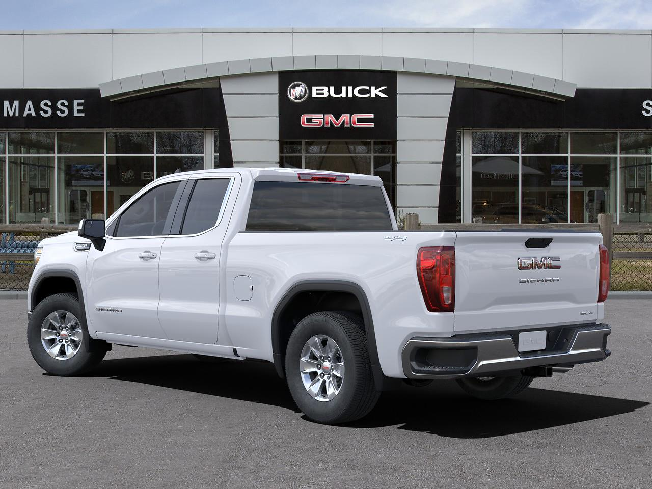 2021 GMC Sierra 1500 Double Cab 4x4, Pickup #SR1288 - photo 4