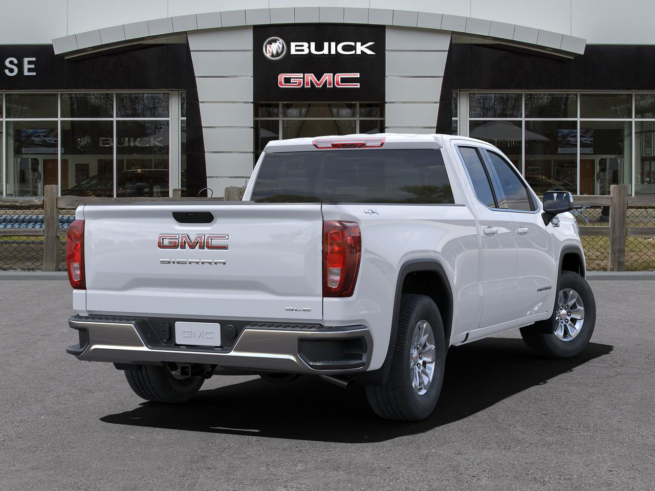 2021 GMC Sierra 1500 Double Cab 4x4, Pickup #SR1288 - photo 2