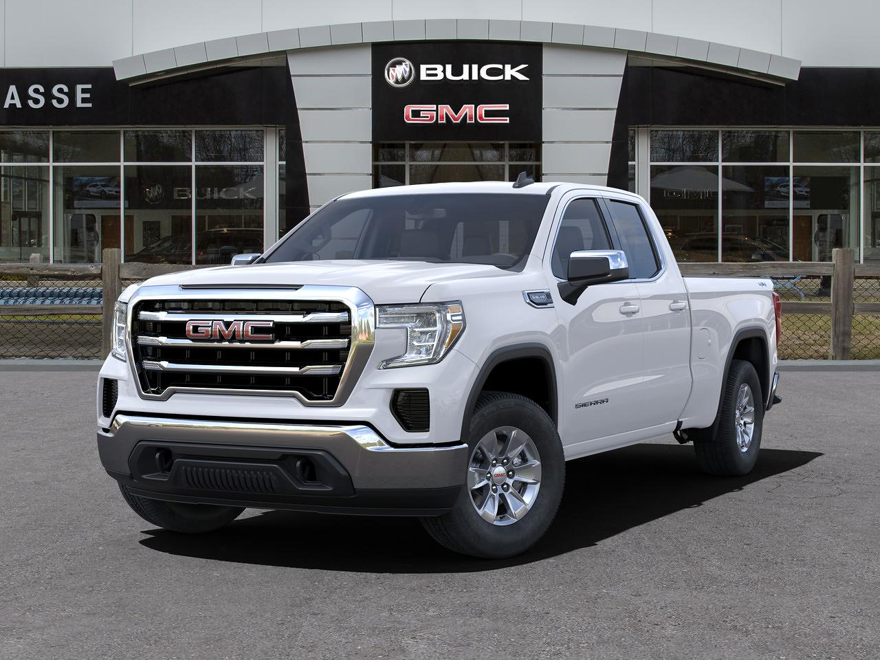 2021 GMC Sierra 1500 Double Cab 4x4, Pickup #SR1288 - photo 6