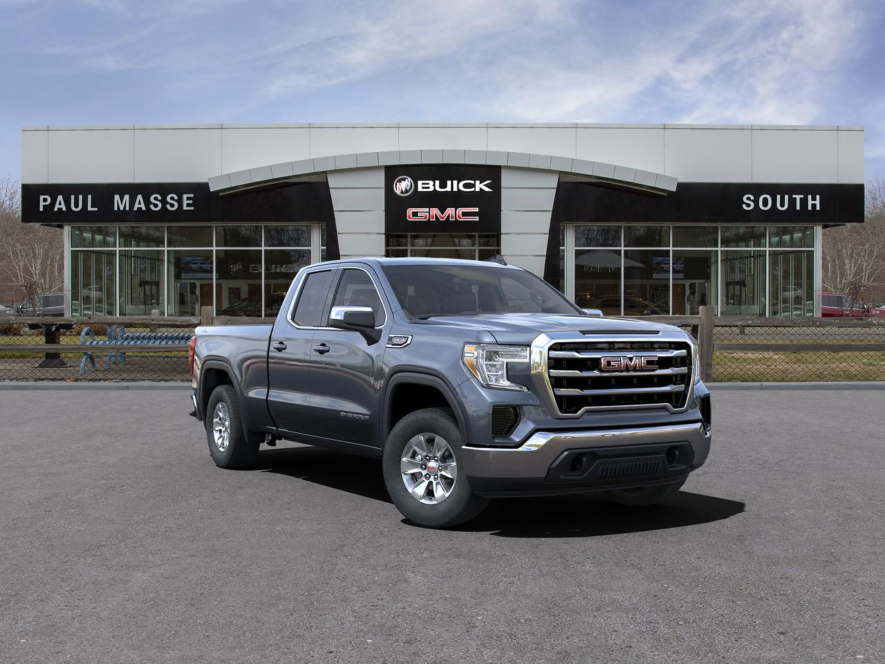 2021 GMC Sierra 1500 Double Cab 4x4, Pickup #SR1290 - photo 1