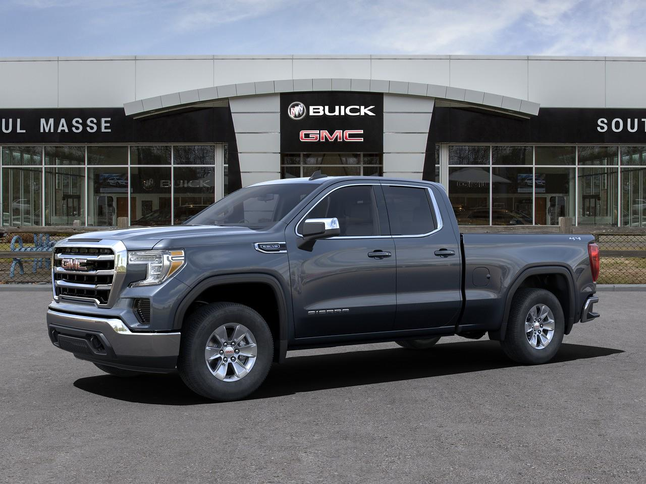 2021 GMC Sierra 1500 Double Cab 4x4, Pickup #SR1290 - photo 3