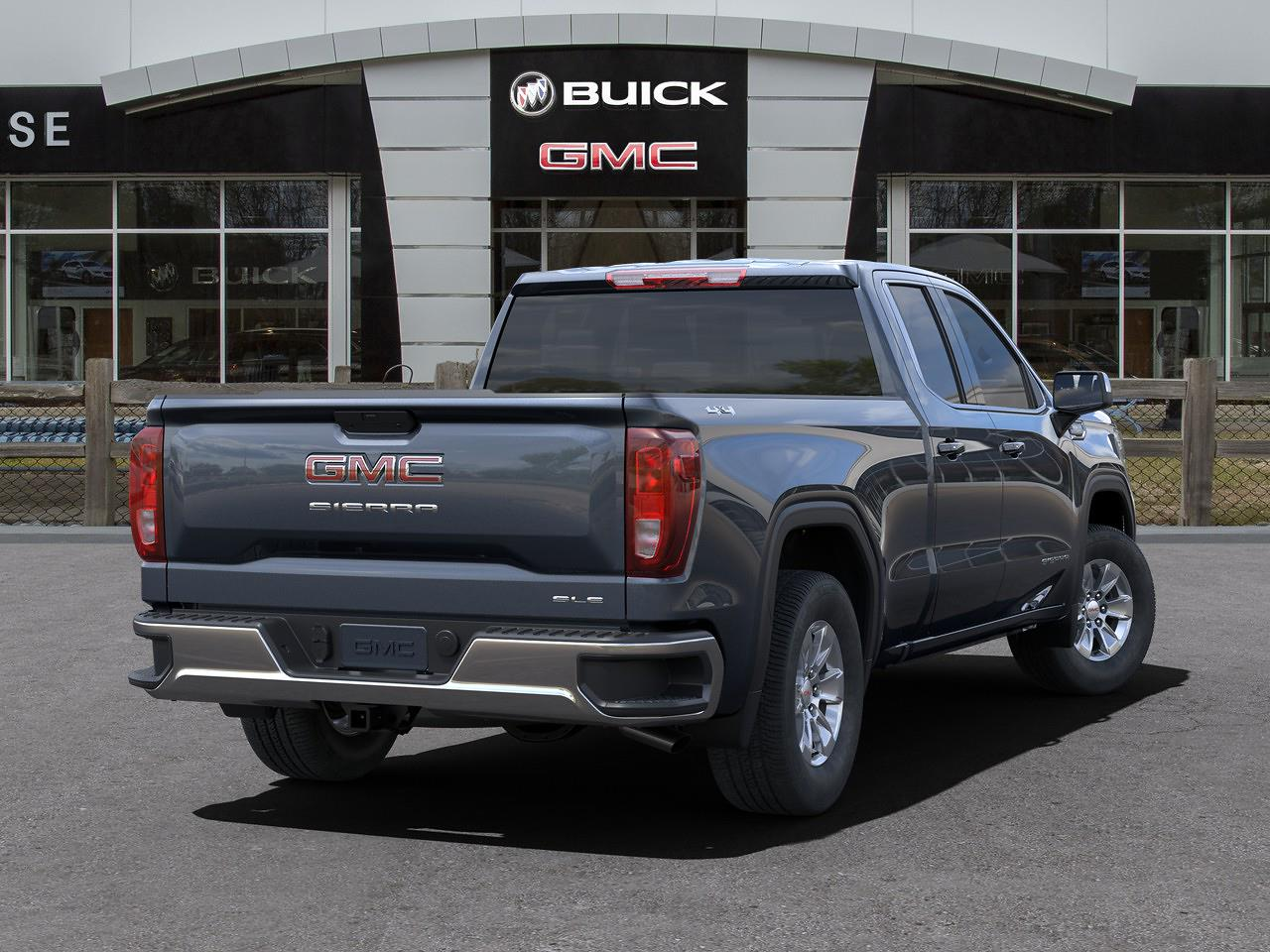 2021 GMC Sierra 1500 Double Cab 4x4, Pickup #SR1290 - photo 2