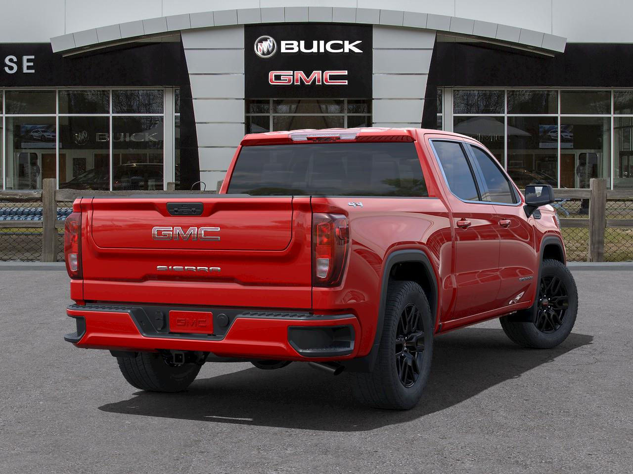 2021 GMC Sierra 1500 4x4, Pickup #SR1371 - photo 2