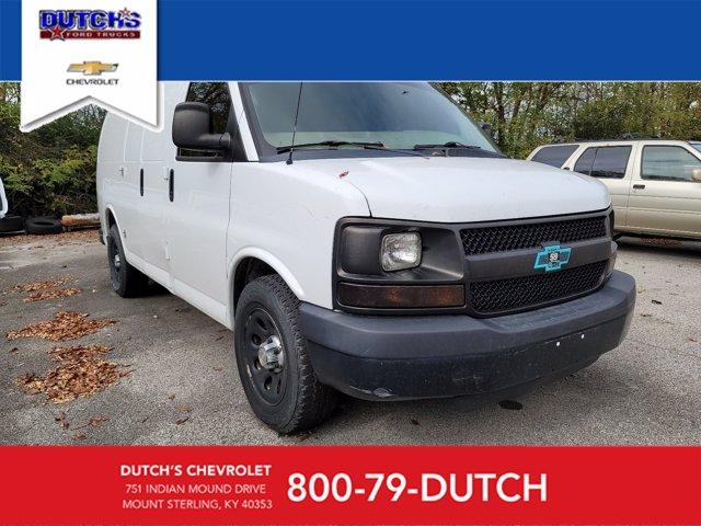 2013 Chevrolet Express 1500 RWD, Empty Cargo Van #136044 - photo 1